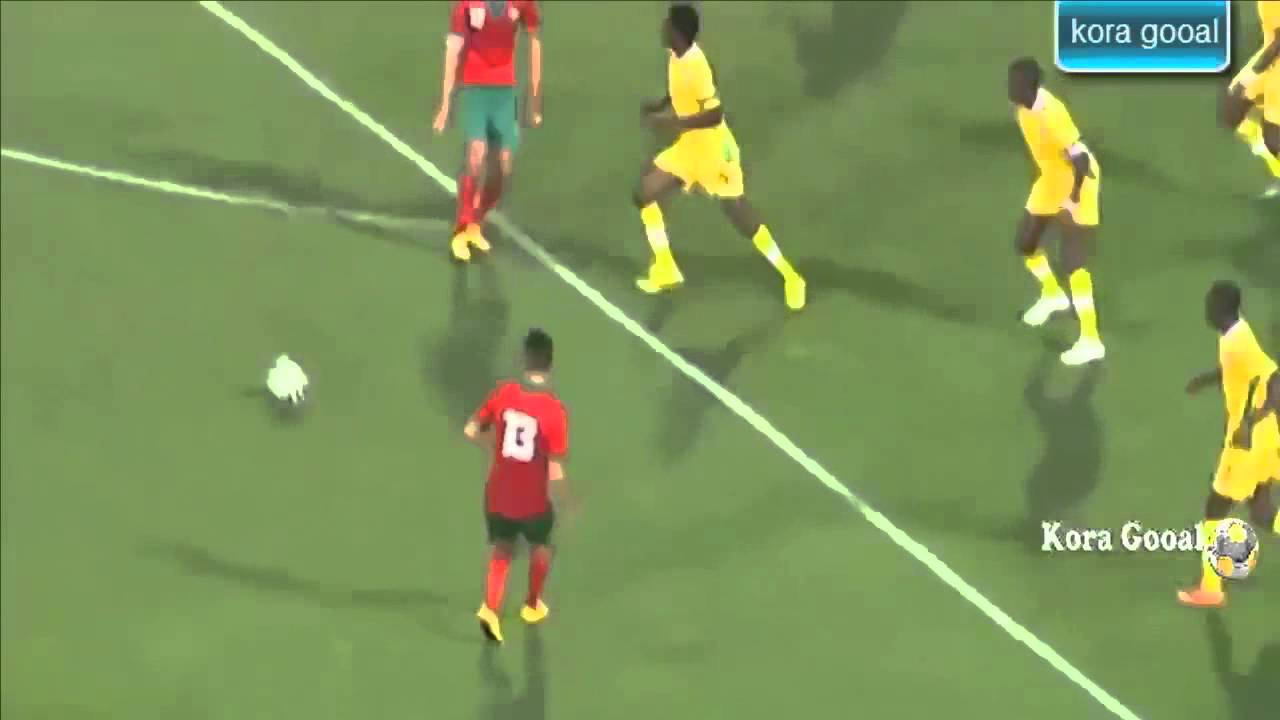 Tiki Taka is BACK! Morocco VS  Zimbabwe Friendly