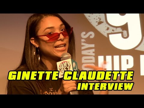 Hip Hop R&B Artist Interviews - Ginette Claudette Explains Rico Love Collab + Major Influences + New Music