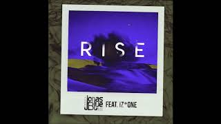 Jonas Blue feat. IZ*ONE - Rise MP3