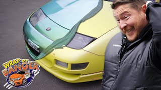 Nissan 300zx Restored, Wrapped and Revealed | Wrap My Banger s1e6