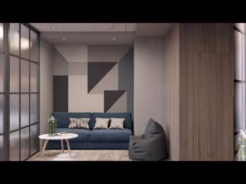 Small & Stylish Two Homes Under 50 Square Meters