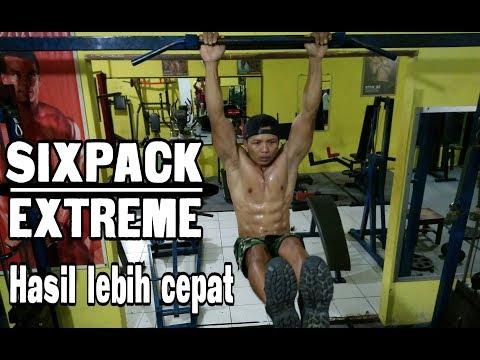 Extreme Six Pack Abs Workout / hasil Six Pack lebih cepat / otan gj