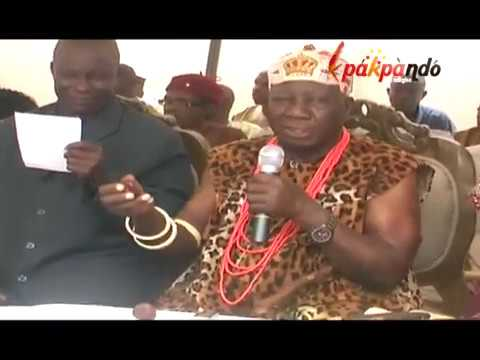 OIL MAGNET OKOFIA ABAGANA, CHIEF CHRIS ANYAKORA GIVES AWARDS AND CASH PRIZES TO HIS PEOPLE