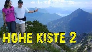 Bergtour: Walchensee - Hohe Kiste, Teil 2 [Survivalcamping #074]