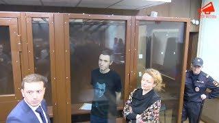 Апелляция по делу Константина Котова в Мосгорсуде  L VE 14.10.19