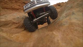 vuclip RC GMC Crawling Video