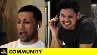 Baixar When You Hype Each Other Up To Not Go Out ft.Cris Sosa | All Def Community