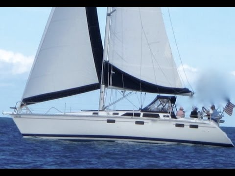 1995 Hunter 37 5 Sailboat For Sale In San Diego Ca By Ian Van Tuyl
