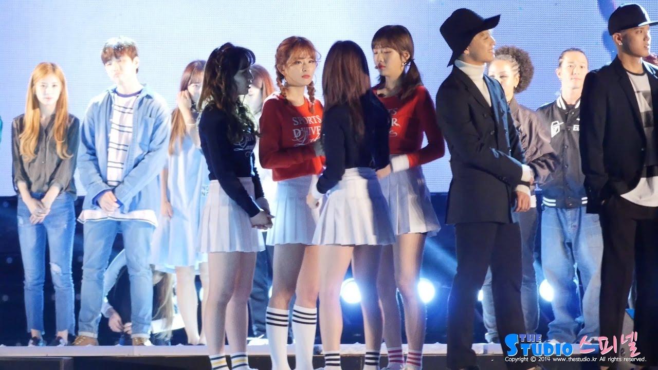Download [4K] 161022 청소년 음악회 레드벨벳 (Red Velvet) 리허설 대기 직캠 by Spinel