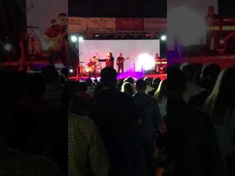 AJ Castillo (Llorar Y Llorar) Austin Tx, San Jose Church Jamica 2016
