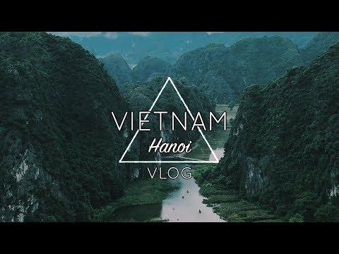 ADVENTURES IN HANOI | travel vlog
