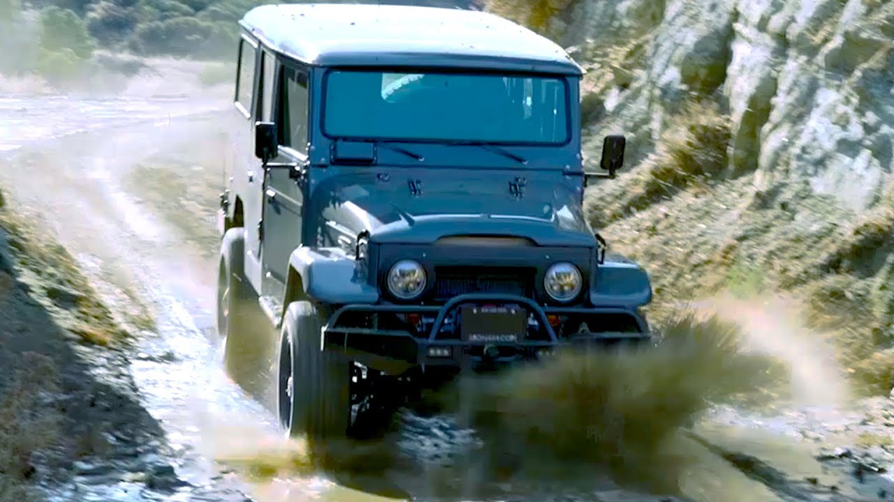 Test Driving the Icon FJ44! | MotorTrend