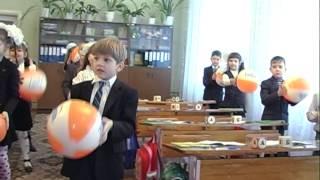 Рухові фізкультхвилинки на уроках в початкових класах