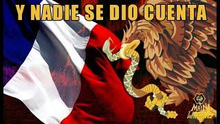 El territorio que FRANCIA logró QUITARLE a MÉXICO