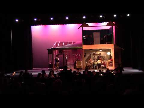 A Christmas Story: The Musical  2017 Winter Musical Part 1 of 4