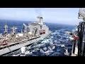 Replenishment At Sea • USS Bataan (LHD-5)