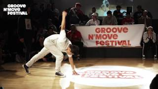 SEMI-FINAL -Tekken vs Walk alone - GNM B-Boying Battle 2017