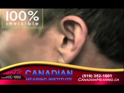 Business Of The Month - Canadian Hearing