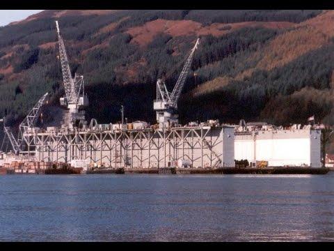 USS Los Alamos Tour 1989