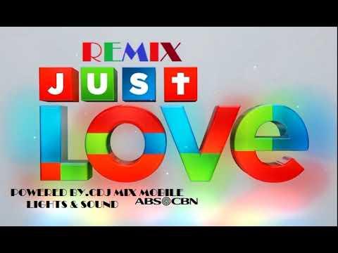 JUST LOVE ABS CBN REMIX DRUM BREAK LOOP