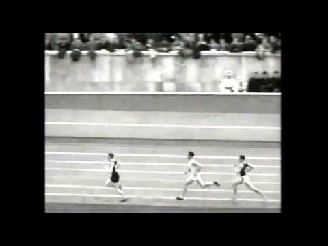 1500m.(WR)Jack Lovelock,1936,Berlin