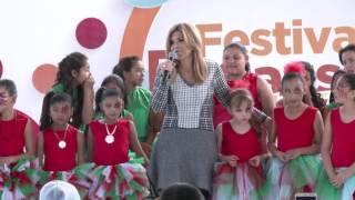 Gobernadora acude a presentaciones del festival EnCausa