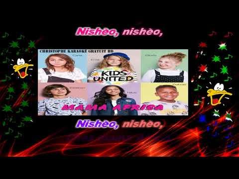 Kids United   Mama Africa