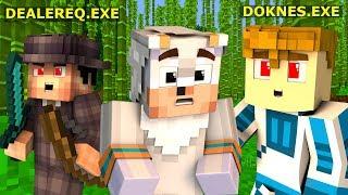 DOŁĄCZYŁEM DO DEALERA I DOKNESA DO PARTII BAMBUS!!! | Minecraft Jeż Na Ferajnie