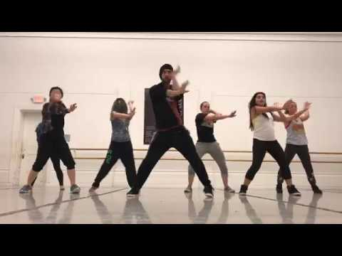 Bad Liar - Hip Hop Dance Class with Ben Needham-Wood at LINES Dance Center