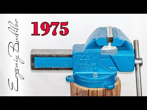 Тиски USSR | Реставрация