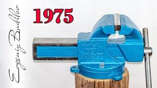 Vise from USSR | Restoration
