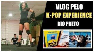 Fui num evento de K-POP em Rio Preto! #vlog