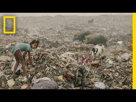 See How Children Live in the World's Most Polluted City   National Geographic