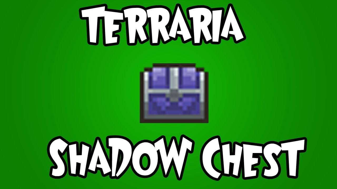 terraria shadow chest ios
