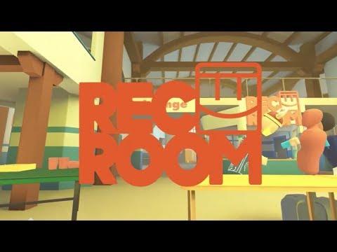 I'm the king of PSVR Paintbalk | Rec Room PlayStation VR Gameplay
