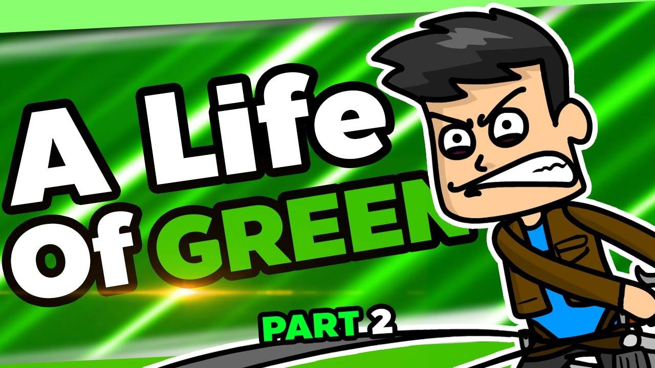 A Life of Green   เกรียนชีวิตสุดยอดเพื่อนพระเอก   การ์ตูนสั้น ตอนที่ 2