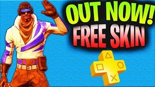 OUT NOW!! Epic Free Fortnite Skin - PlayStation Plus Celebration Pack 2 (Fortnite BR)