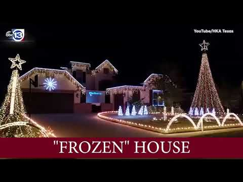 Some of the best light displays you can see in Houston