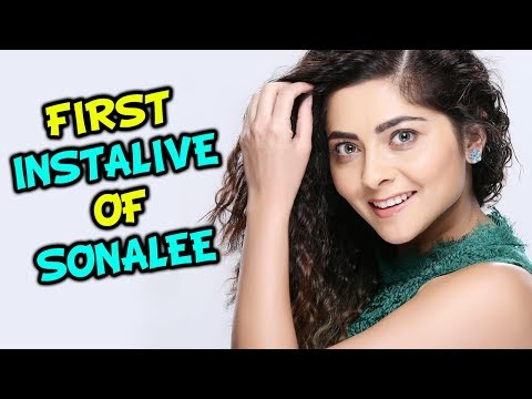 Sonalee Kulkarni Went Live For The First Time | Sonalee On Insta | Marathi Actress | Marathi Movies