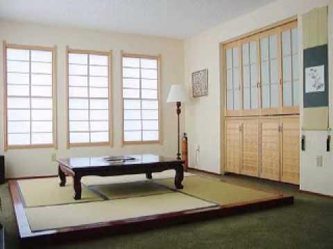 Wohnkultur Traditionell Japanisch