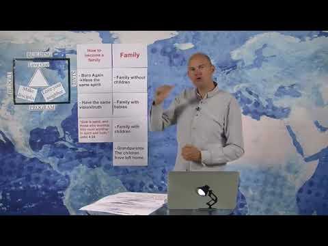 lezione 26 - Pioneer School - Bebè, bambini e padri