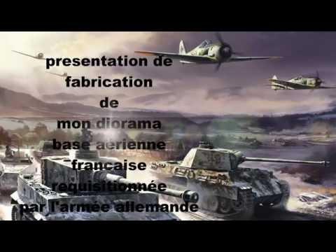 construction du diorama luft basis