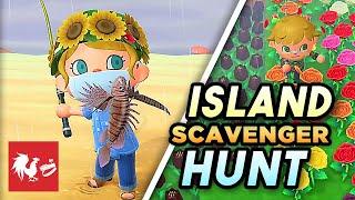 Animal Crossing Scavenger Hunt! | RT Inbox