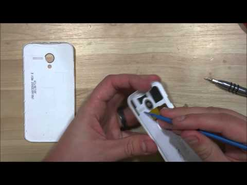 Motorola MOTO X Back/Battery Cover - Screen, Battery, Cover, Replacement *all Videos In Description*