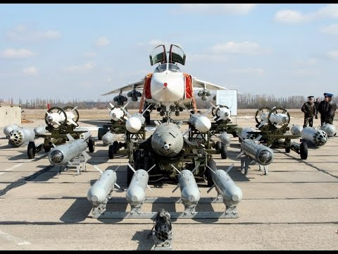 Russian Air Force Superior Fire Power - End Times News Update