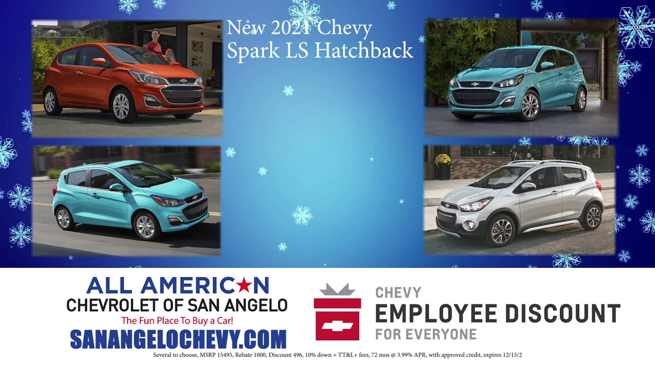 Chevy Employee Discount For Everyone At All American Chevrolet Youtube
