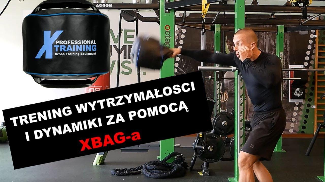 Trening wytrzymałości i dynamiki za pomocą  XBAGa DBX BUSHIDO