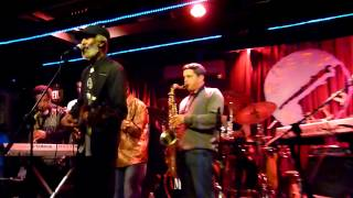 Fred Thomas & Friends-Cold Sweat (cover)-HD-The Rusty Nail-Wilmington, NC-1/5/14