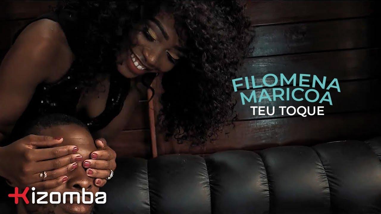 Download Filomena Maricoa - Teu Toque   Official Video