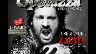 Jose Manuel Zapata - ANGELINA - OPERAZZA (video oficial) HD